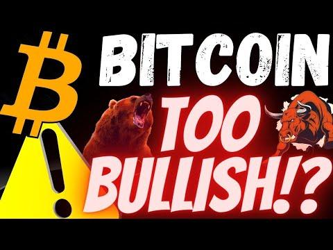 BITCOIN TOO BULLISH!? Let's look at BTC price, ta, charts, trading and news, analysis