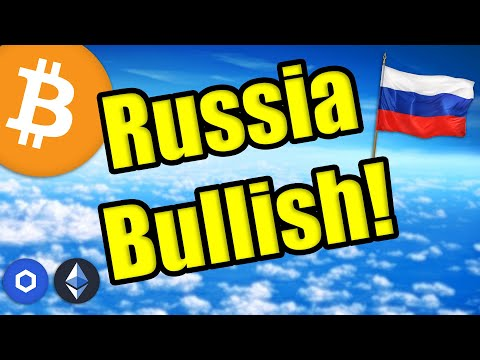 Russia Just Released the Cryptocurrency Bulls...LEGALLY!   Bitcoin and Cryptocurrency News