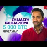 What is Bitcoin? Chamath Palihapitiya live interview about Social Capital, Crypto, Finance, Future