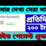 Earn 200 Taka par day Bitcoin Earning Website 2020 | How To Make Money Online 2020 Bangla | Crypto
