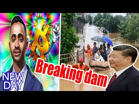 Three Gorges Dam collapsed, bitcoin mining company unemployed, Chinese economic downturn
