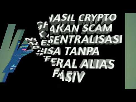 #Profit crypto gak scam terdesentralisasi internasional