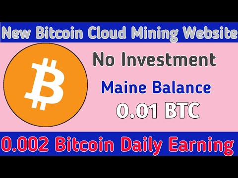 New Free Bitcoin Earning site 2020 / Part time jobs work from home
