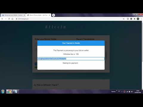 Free Bitcoin Mining site | Earn up to 5 BTC daily bitcoin miner| How to mine