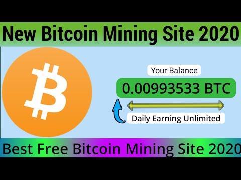 New Free Bitcoin Mining Site 2020   New Bitcoin Mining Site 2020   New Best Bitcoin Mining Site 2020