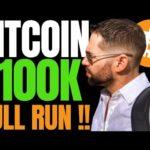 BLOOMBERG FORECAST: Bitcoin Set for Massive Bull Run!! $100K+ BTC Price On the Horizon!!