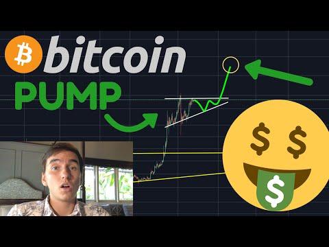 WATCH THIS VIDEO ASAP!!!!! BITCOIN PUMP IMMINENT!!!! [exact target]