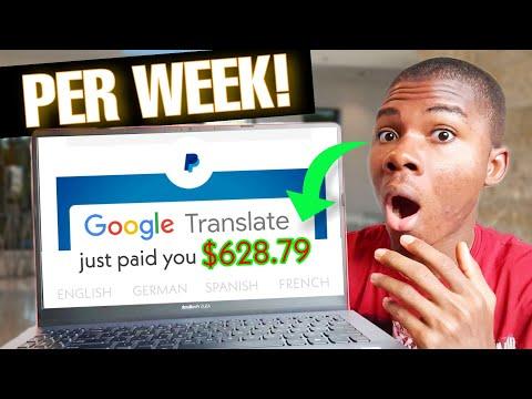 EARN $638 AGAIN & AGAIN FROM GOOGLE TRANSLATE! [Make Money Online For Free]