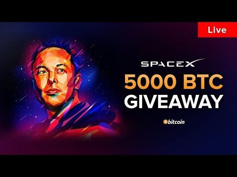 NASA Bitcoin Giveaway Scam ft. Elon Musk