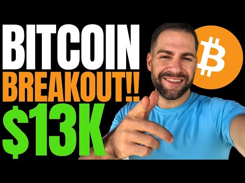 """BITCOIN JUST POSTED THE """"MOST IMPORTANT BREAKOUT"""" IN BTC HISTORY!! Chainlink 97X Return Since ICO!!"""