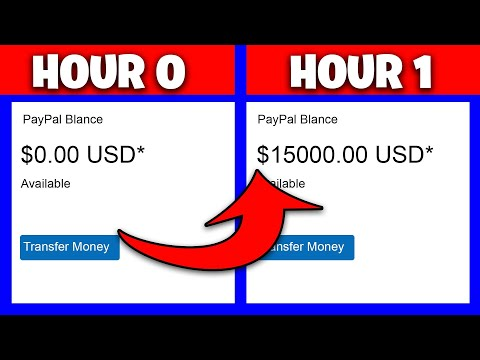 Earn $150 IN FREE PAYPAL MONEY [Make Money Online Easily]