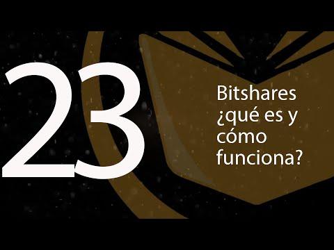 23. Bitshares ¿qué es y cómo funciona? (BTCenEspañol)