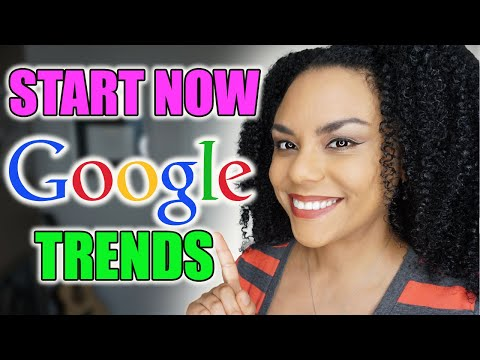 How To Make Money Online With Google Trends!