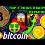 BITCOIN CRAZY BULLISH!!! TOP 2 NEW DEFI COINS: 100x MOONSHOTS!!! $15.3k NEXT!!?
