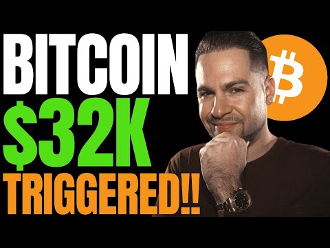 $32,000 BITCOIN EXTENDED TARGET TRIGGERED!! YEAR-END GOLD AND BTC PRICE PREDICTIONS!!