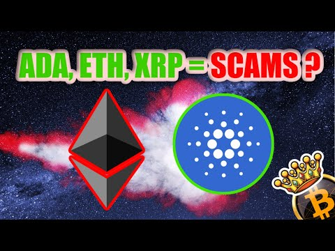 Cardano and Ethereum are SCAMS, According to Bitcoin Maxis, BTC ownership shifting, BTC 12K