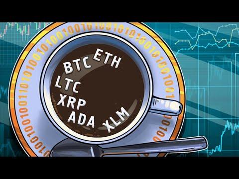 Cardano, Ethereum, Bitcoin, Stellar, Litecoin TOP FIVE; ChainLink Scam Concerns; SEC & Crypto Mom