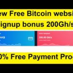 New Free Bitcoin Mining Website 2020-Free Cloud Mining Site 2020-BugaMining Review
