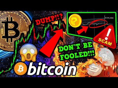 BITCOIN DUMPING!!! DON'T BE FOOLED!!! SCARY NEW CRYPTO SCAM!!! INDIA PUMPS BTC?