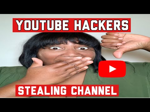 MASSIVE! YouTube bitcoin scam stealing creator channel/TIPS how to protect your channel.