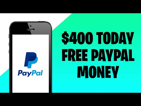 Make $400 INSTANTLY TODAY IN FREE PAYPAL MONEY [Make Money Online]