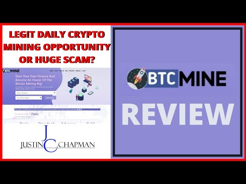 Rocket BTC Mine Review - Legit Daily ROI Crypto Mining MLM Or Scam?