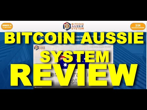 Bitcoin Aussie System Review, Is Bitcoin Aussie System Real Or Scam? Find Out!