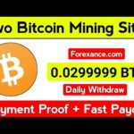 New Bitcoin Mining Site 2020 | New btc earning site 2020 | BTC mining site 2020