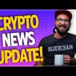 Crypto News, $YAM, Cardano, Bitcoin Price and more! // Crypto Over Coffee ep. 27