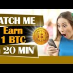 New Bitcoin Earning site, Free Bitcoin mining, New Mining site 2020 | Earn 1 BTC on 2020