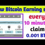 New Best Bitcoin Earning Website without investment || Free Bitcoin mining site || mine free bitcoin