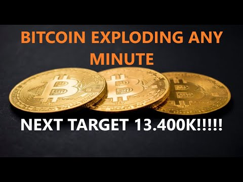 BITCOIN EXPLODING ANY MINUTE, BITCOIN NEWS, WARREN BUFFET,