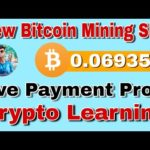 New Bitcoin Mining Website 2020 | How to make Many bitcoin mining WITHOUT DEPOSIT. | crypto Learning