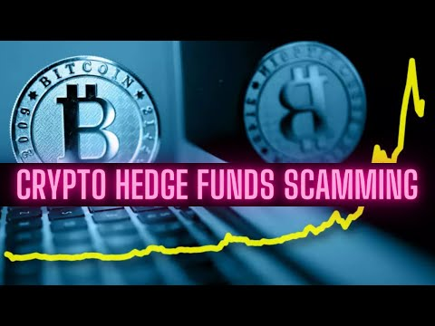 Missing Profits In Crypto Hedge Funds (Scam Alert)