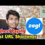 Highest Paying Best url Shortener | Make Money Online | Work From Home
