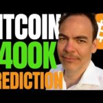 BUFFET'S MOVE OUT OF BANKS INTO GOLD MARKS THE START OF BITCOIN (BTC) TO $400K SAYS MAX KEISER!!