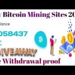 New Bitcoin Site 2020 Live Withdrawal Proof,New Best Bitcoin Mining Site 2020,Cryptev New Free Site,