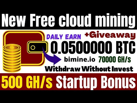 free bitcoin mining sites without investment 2020, free btc mining site 2020   bimine