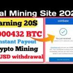 New Bitcoin Mining Site | crypto mining bitcoin mining