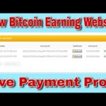 How to Make Many For Bitcoin Earning Website 2020 | Live Payment Proof | online Earning  2020 |