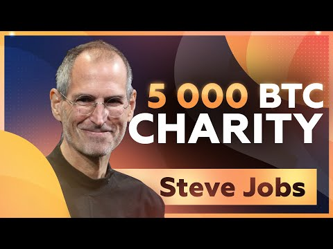 Cryptocurrency BTC Bitcoin LIVE l Steve Jobs found will