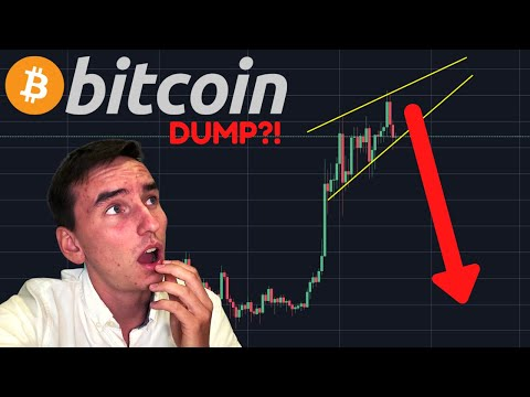 THIS IS SCARY!!!!! BITCOIN 20% DUMP BEFORE THE BULL RUN??!!!