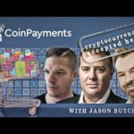 'CoinPayments Crypto & Bitcoin Merchant Payment Processing' With CEO Jason Butcher