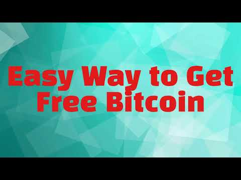 Best Way to Get Free Bitcoin 2020 - How to Get Bitcoin for Free