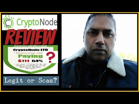 CryptoNode.ltd Review - Legit 5% Daily ROI HYIP or Scam? | Crypto Node | Compensation Plan