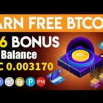 Earn Money Online    Make Money Online 2020    Work from home jobs    Earn Free Bitcoin,