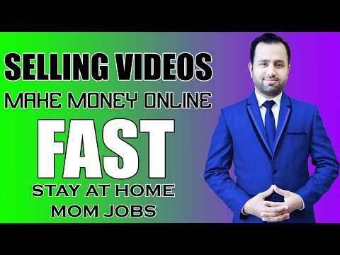 Earn Money by Selling Videos | Make Money Online Fast | Skill For Success