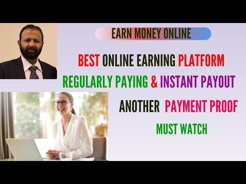 Earn Money Online | Another Live Payment Proof | Instant Payout | Hindi/Urdu |