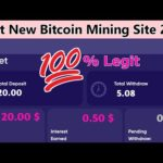 New Bitcoin Mining Site 2020 | 100% Legit Bitcoin Mining Site 2020 | Best Bitcoin Mining Site 2020