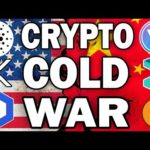 Bullish Crypto News: Tech Cold War! | VET ADA LINK ZIL + BTC Giveaway!